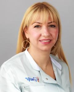 סייעת ג'אנה במרפאת שיניים של ד'ר אנקר ביהוד